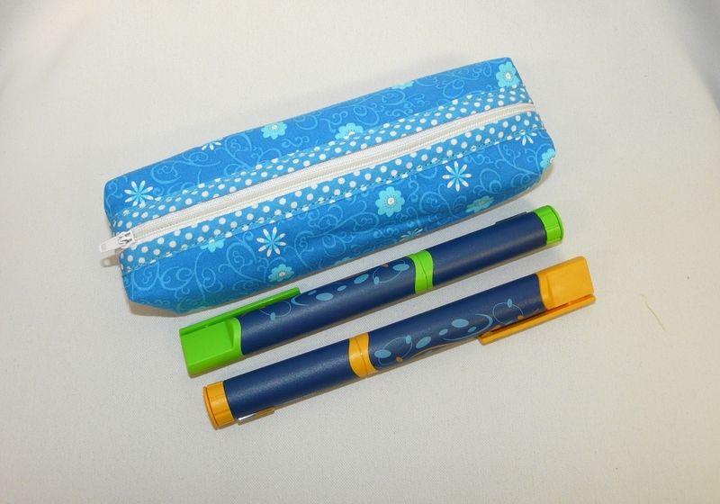 Insulin pen bag - Pentasche Diabetes Insulin Pen Pumpentasche