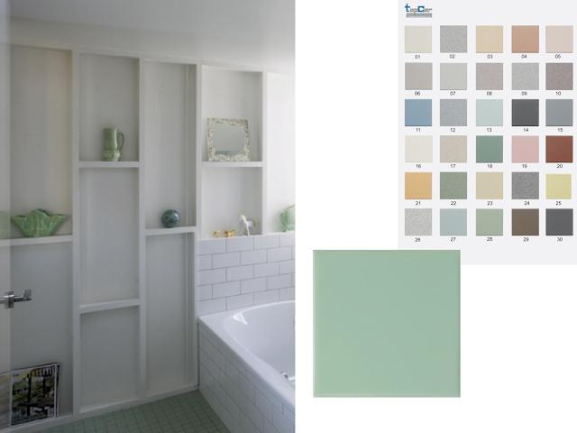 Metrotegels In Badkamer : Inspiratie voor de metrotegel in je badkamer great metrotegels