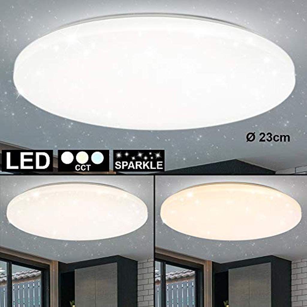Led Decken Lampe Sternen Effekt Wohn Arbeits Zimmer Beleuchtung Tageslicht Leuchte Weiss Beleuchtung Leuchtmittel Led Lampen Bel In 2020 Beleuchtung Lampe Stern Led