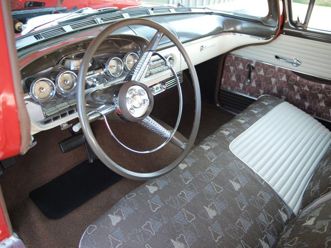 1958 Edsel 9 Passenger Wagon Station Wagon Edsel Wagon