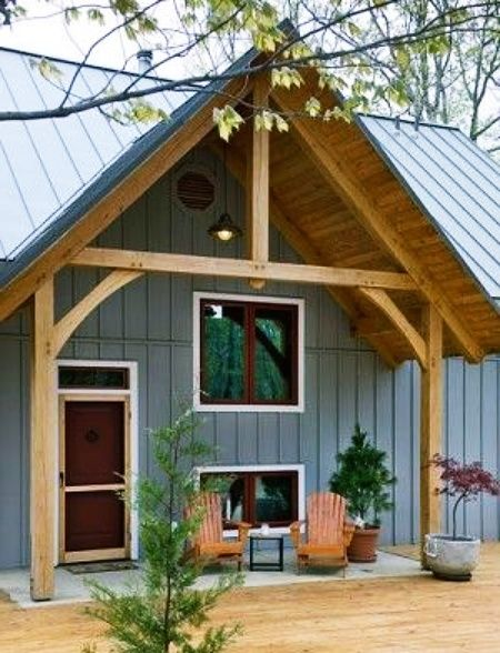 How To Clean Board and Batten Siding