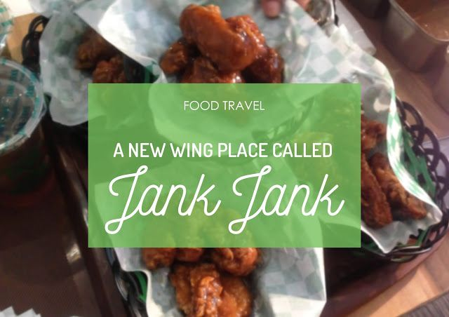 A new place to enjoy chicken wings! #FoodTravel  #Food #KulinerSurabaya #ChickenWing #FastFood