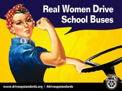Women Bus Drivers With Images School Bus Driving Bus Humor