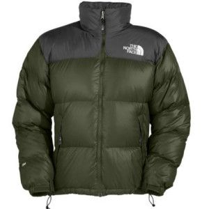 Down Jackets. North Face, Bear and Triple Fat Goose were some of the popular