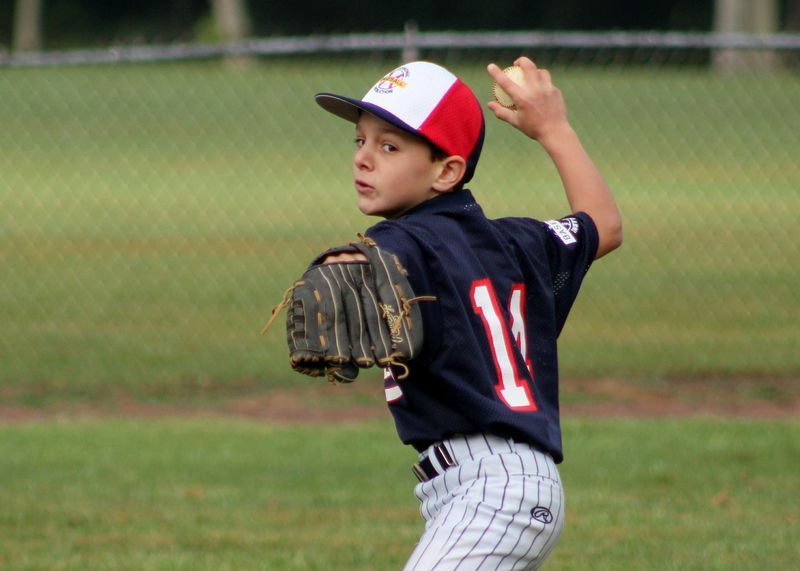 After A Weekend Of Pbi League Tournament And Independent Play The Pbi Eagles 11u Hssit Are 11 9 2 Through Four Weeks Of Club Baseball Field Baseball Field