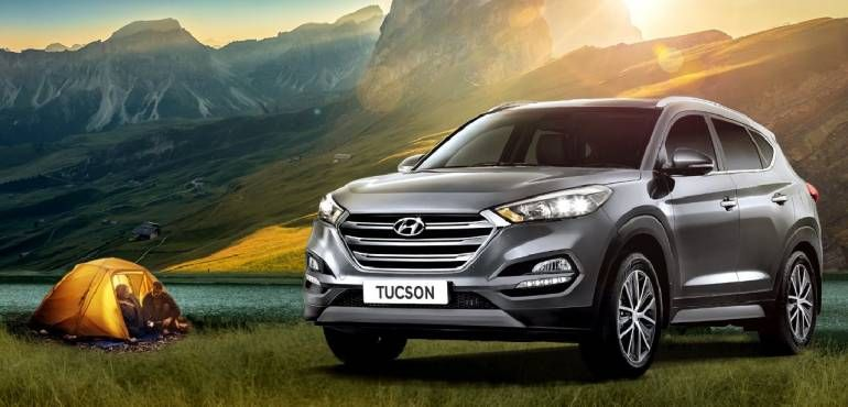 2021 Hyundai Tucson Facelift Spotted Testing In 2020 Hyundai