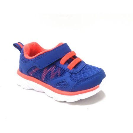 68db0124390b12 Garanimals Infant Boy Lightweight Athletic Shoe