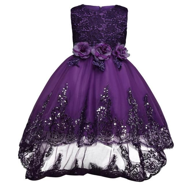 Flower Girls Dresses For Wedding Pageant Bridal Gown Teenagers ...