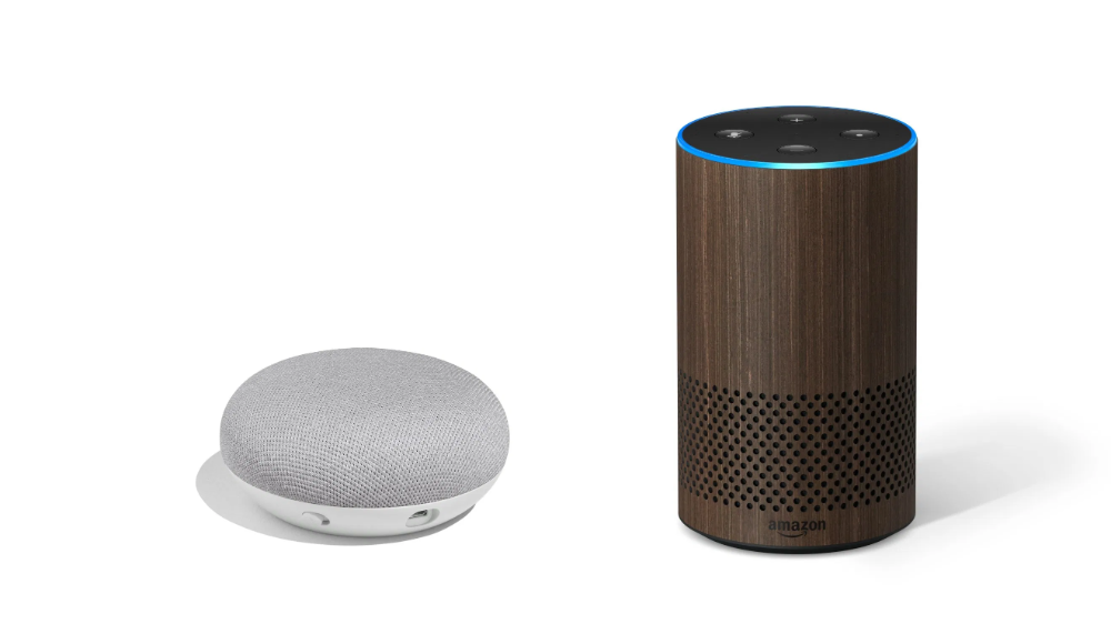 Can I pair a Google Home Mini with an Amazon Echo