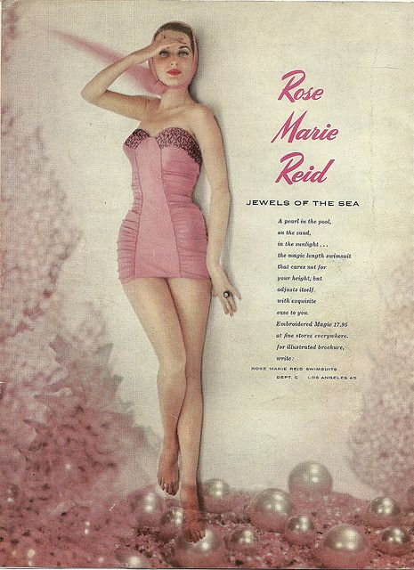 cc6073e10e back cover in 2018 | Retro Swimsuit Inspiration | Pinterest ...