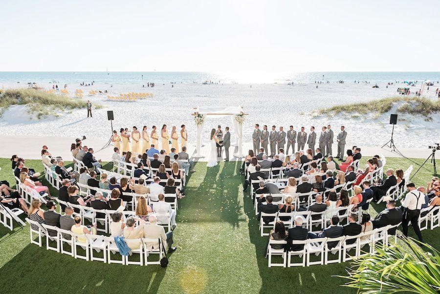 Destination clearwater beach wedding clearwater beach