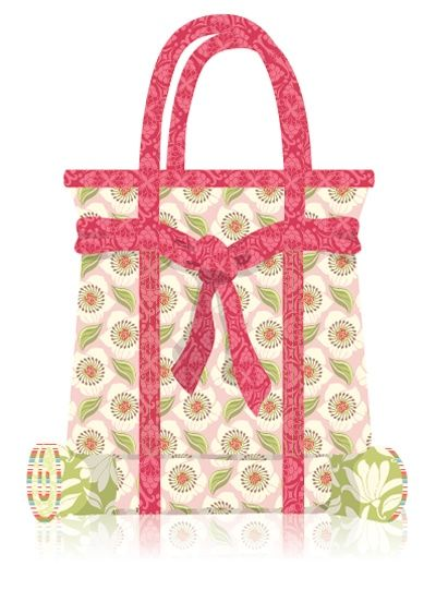The Verna Tote - Free Pattern and Tutorial | Tote pattern, Tutorial ...
