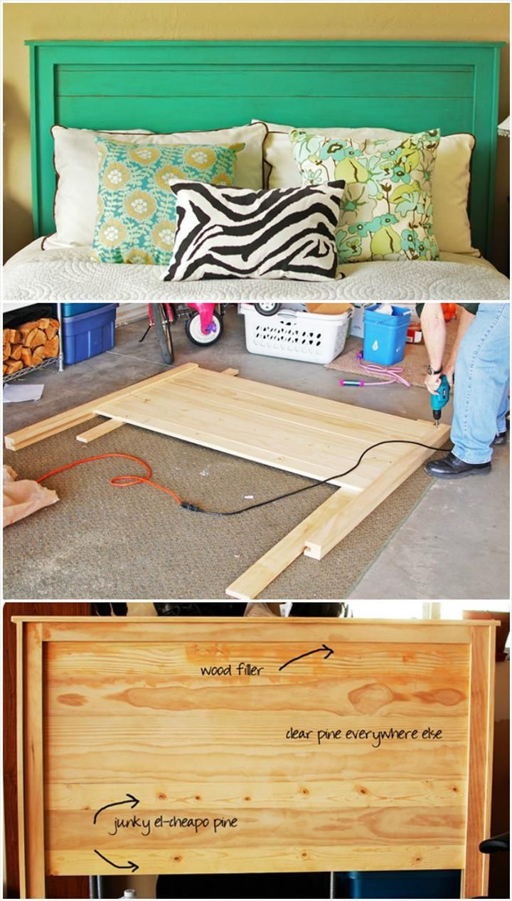 78 superb diy headboard ideas for your beautiful room cabeceros 78 superb diy headboard ideas for your beautiful room page 6 of 8 diy solutioingenieria Choice Image