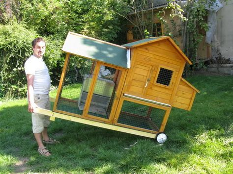 fiche bricolage le poulailler roulotte my chicken coop pinterest le poulailler. Black Bedroom Furniture Sets. Home Design Ideas