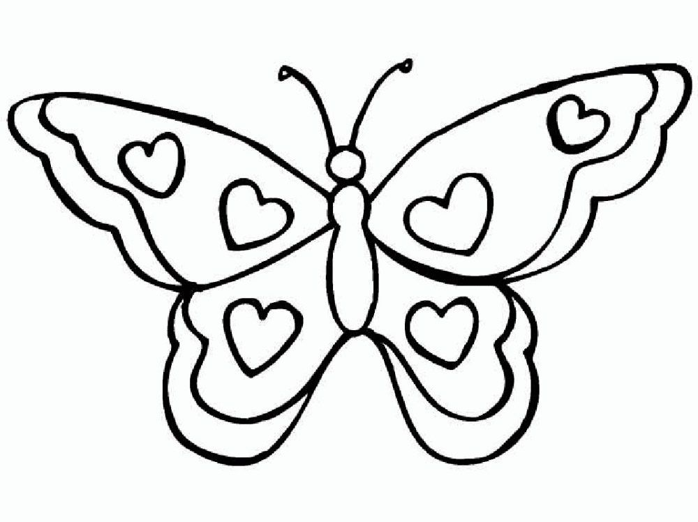 Mariposas | SnanNcut | Pinterest | Butterfly coloring page, Coloring ...
