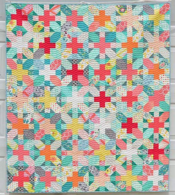 Cindy Lammon at Hyacinth Quilt Designs makes Pat Bravo's pattern ... : hyacinth quilt designs - Adamdwight.com