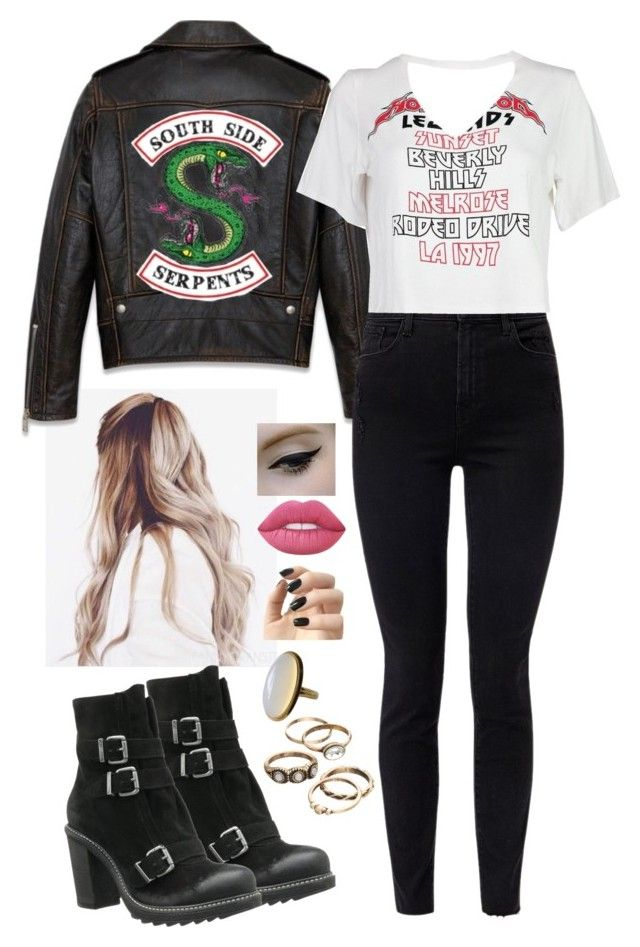 Southside Serpent Betty Cooper Outfits Riverdale Fashion Bad Girl Outfits