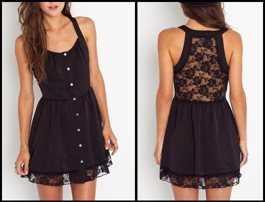 I always like lace
