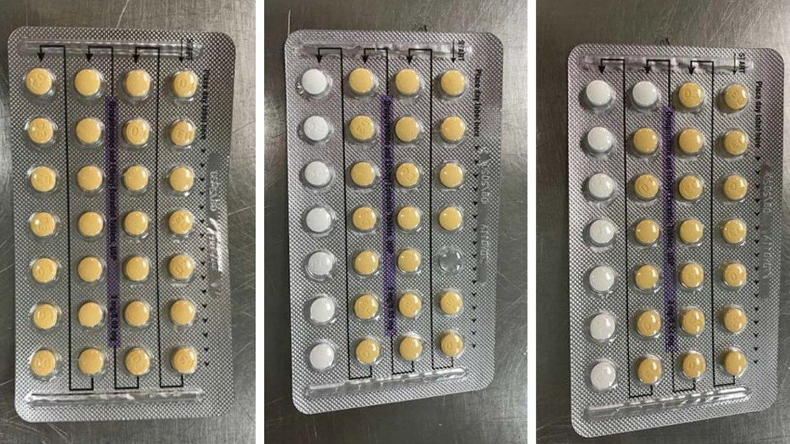 Birth control medication recalled over incorrect packaging