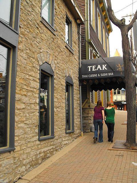 Cincinnati Restaurants Downtown 5 Star
