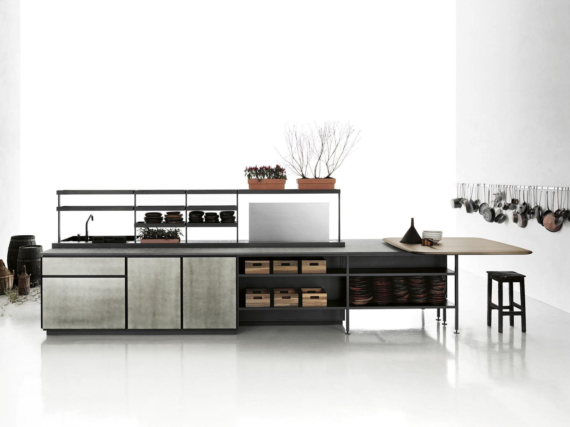 modular kitchen salinas by boffi design patricia urquiola | my, Innenarchitektur ideen