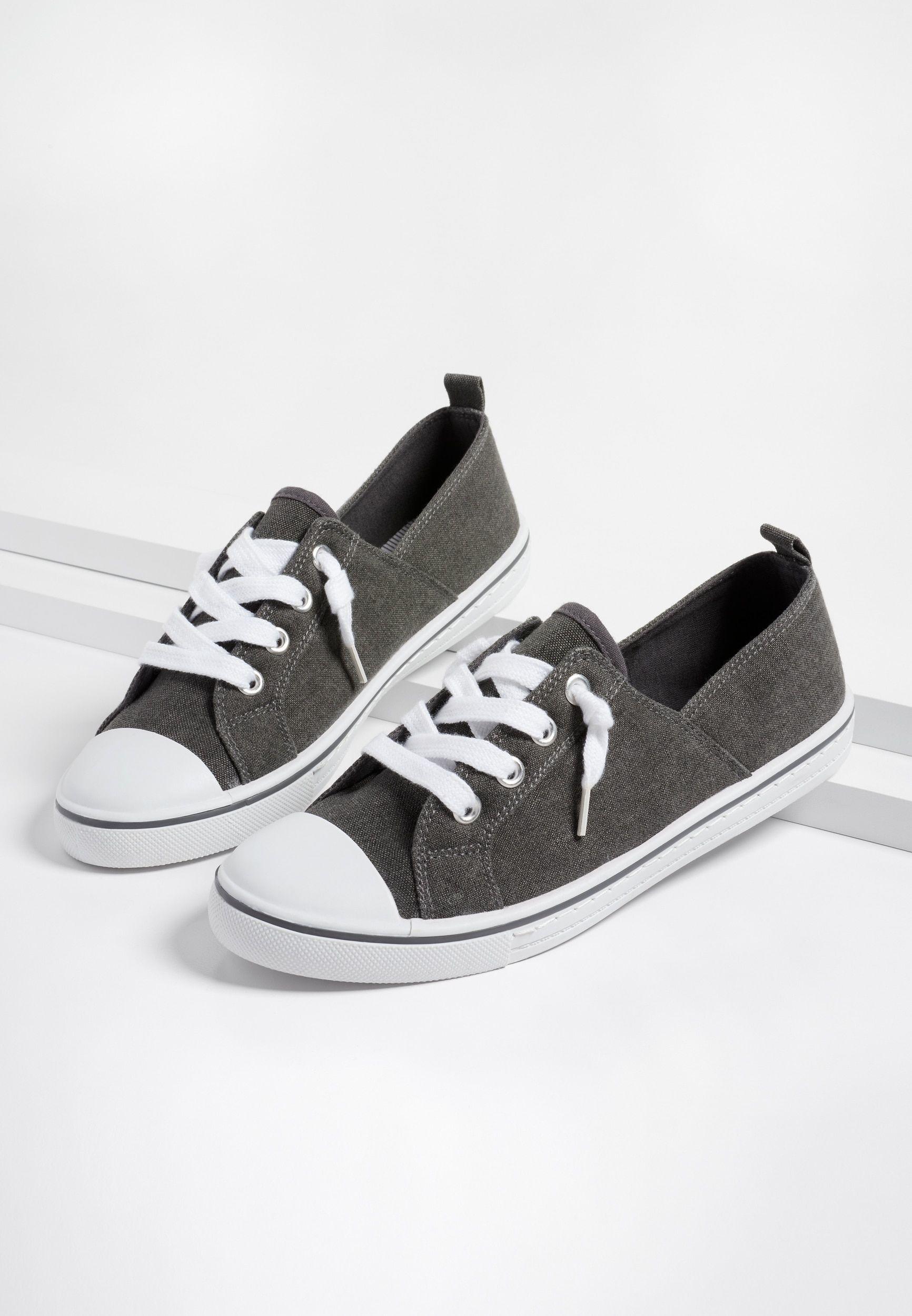 Maurices Womens Gia Slip On Sneaker