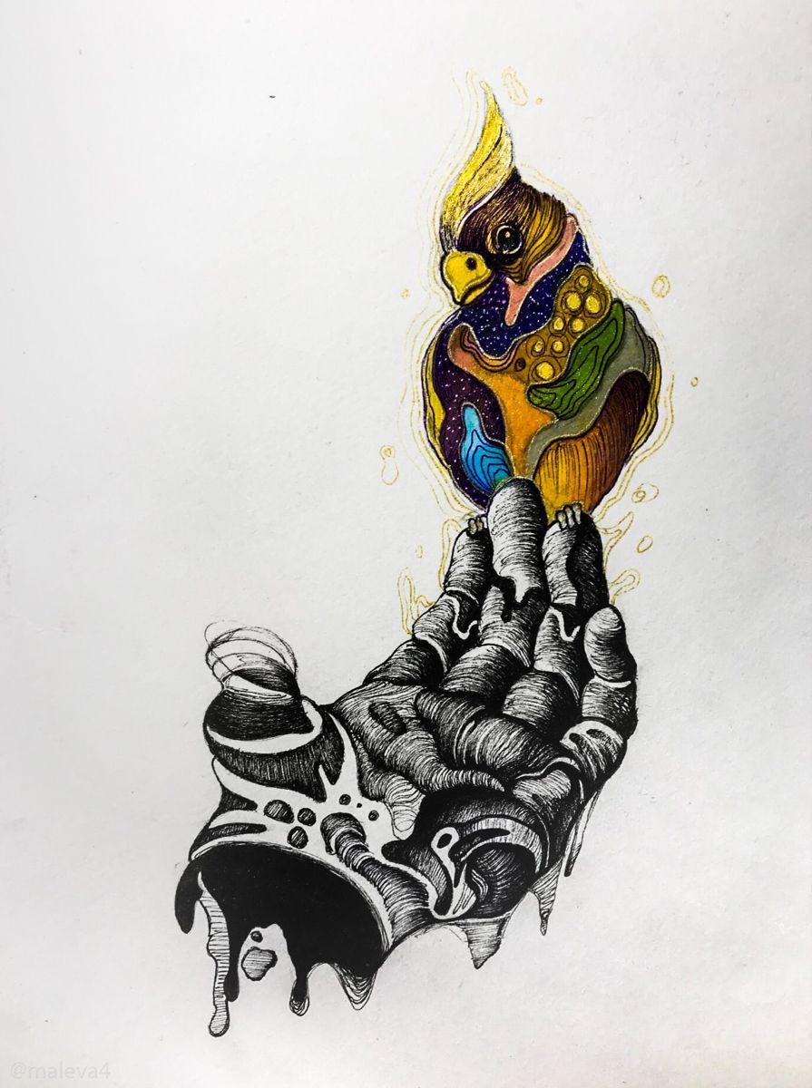 #darkart #darkartists #gallery #galleryart #sketchart #sketchtattoo