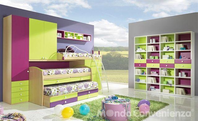 Eco - Camerette - Mondo Convenienza colori | Matteo e Chiara ...