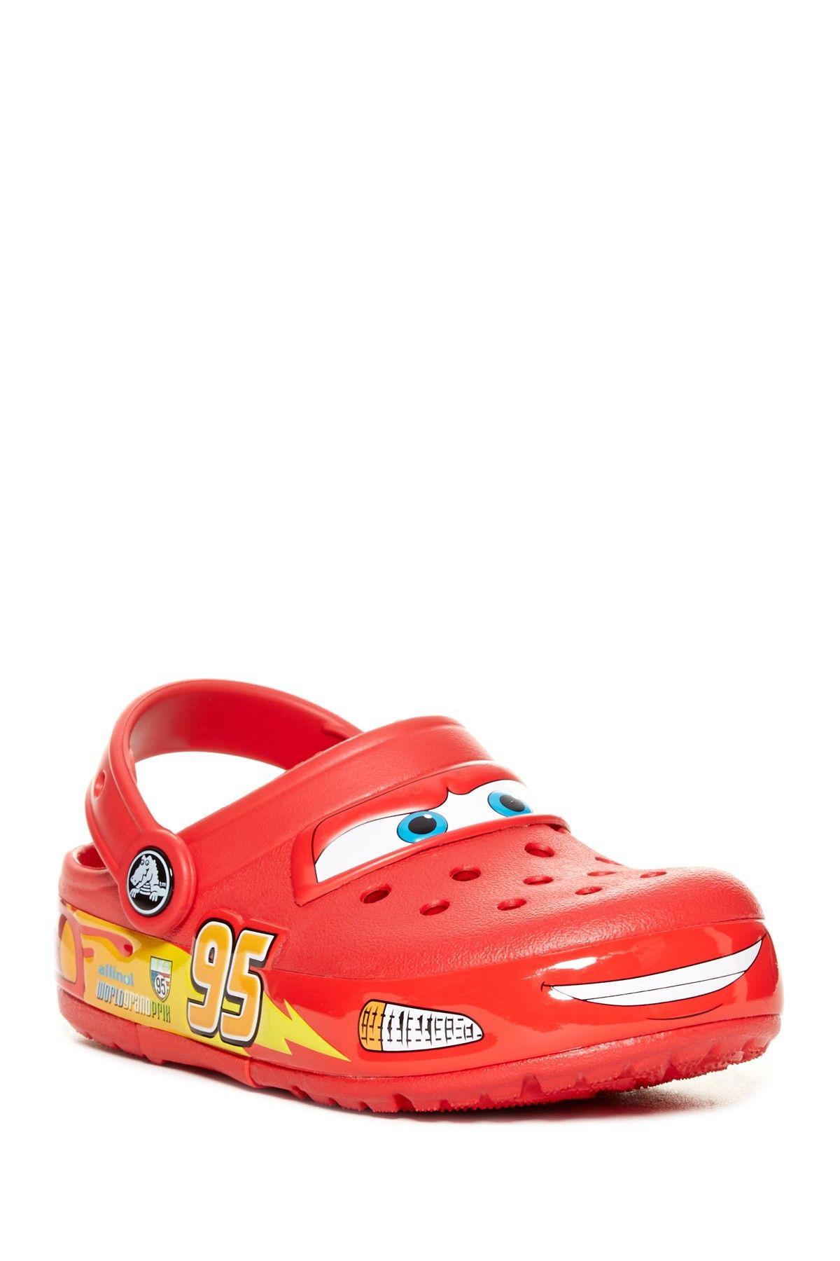 Crocs | Lights Lightning McQueen Cars