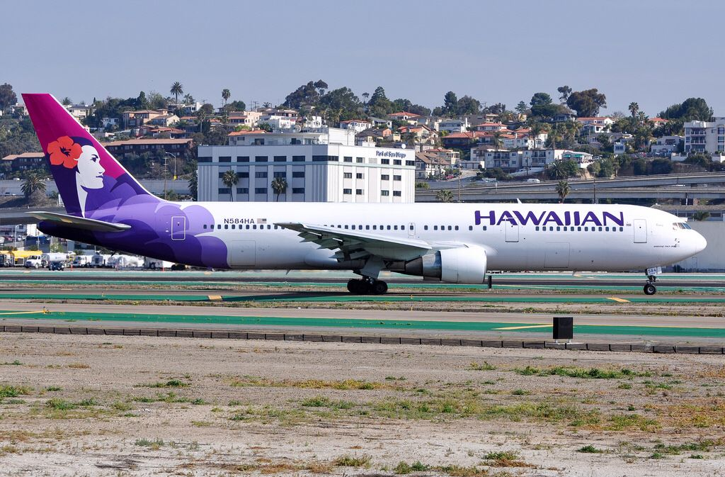 Hawaiian 767 3g5 Er At San 2017 03 12