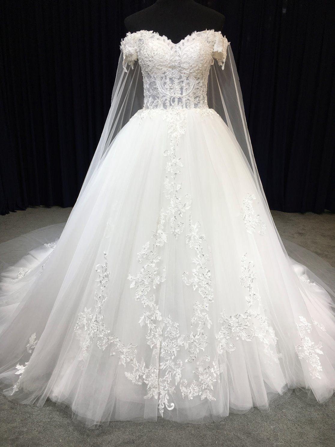 Selling Wedding Gown White Aoliweiya Best Selling Design Sweetheart Wedding Gown In 2020 Sweetheart Wedding Gown Wedding Gowns Sweetheart Wedding Dress