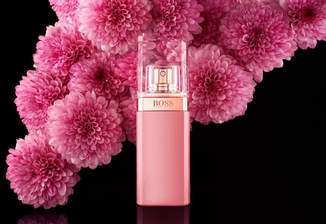 Hugo Boss Ma Vie Product Photography Perfume Photography Fragrance Photography Commercial Photography Ad Perfume Photography Fragrance Photography Perfume