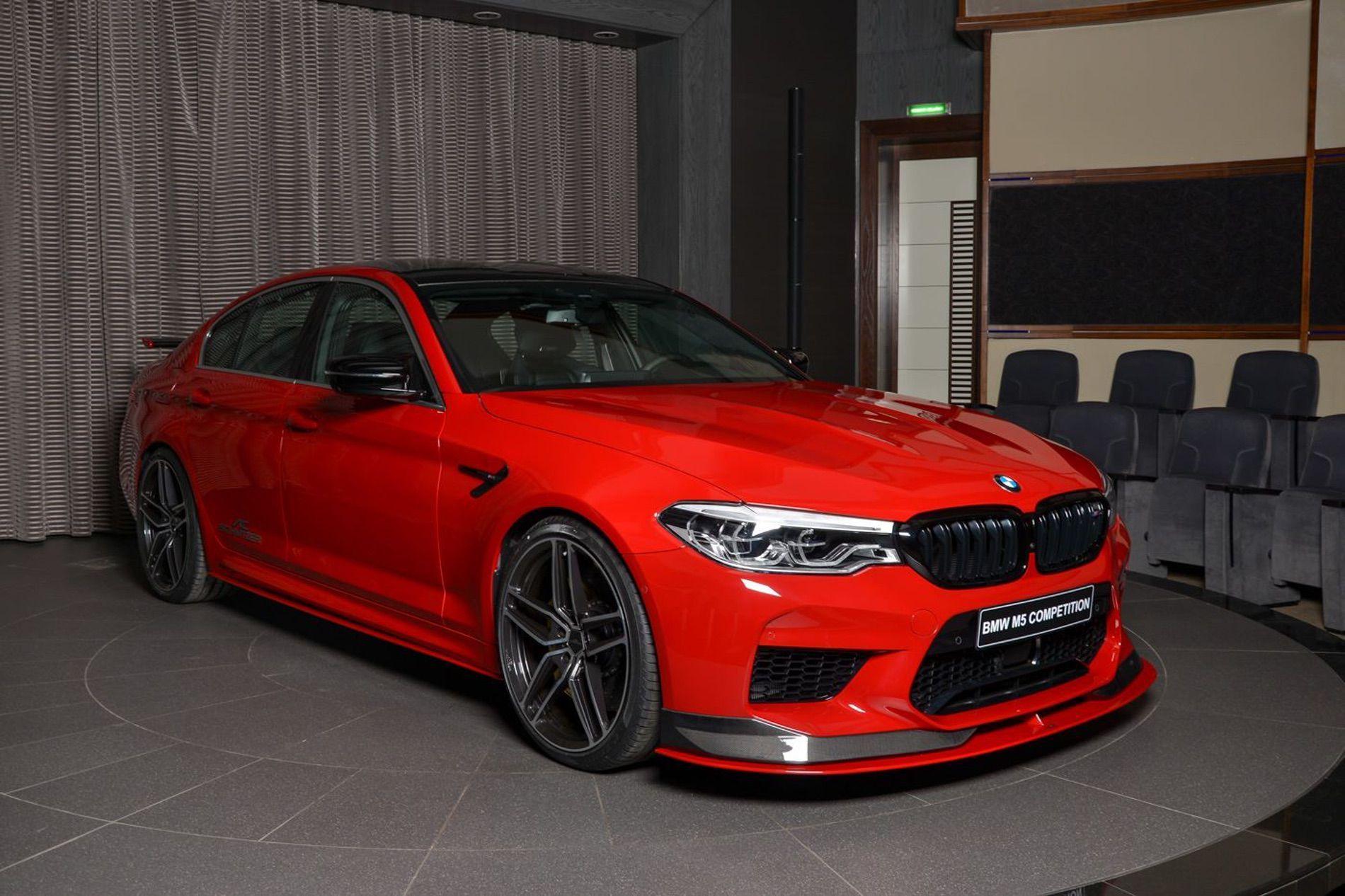 Bmw M5 Competition Tuned By Ac Schnitzer Bmw Sports Car Bmw M5 Bmw