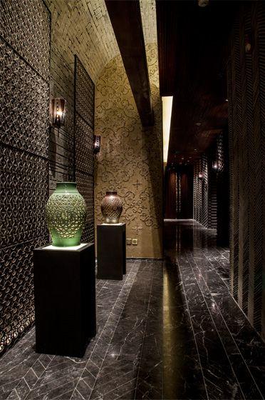 ritz carlton tianjin_chinese restaurant tian tai xuan 1f chinese interieur