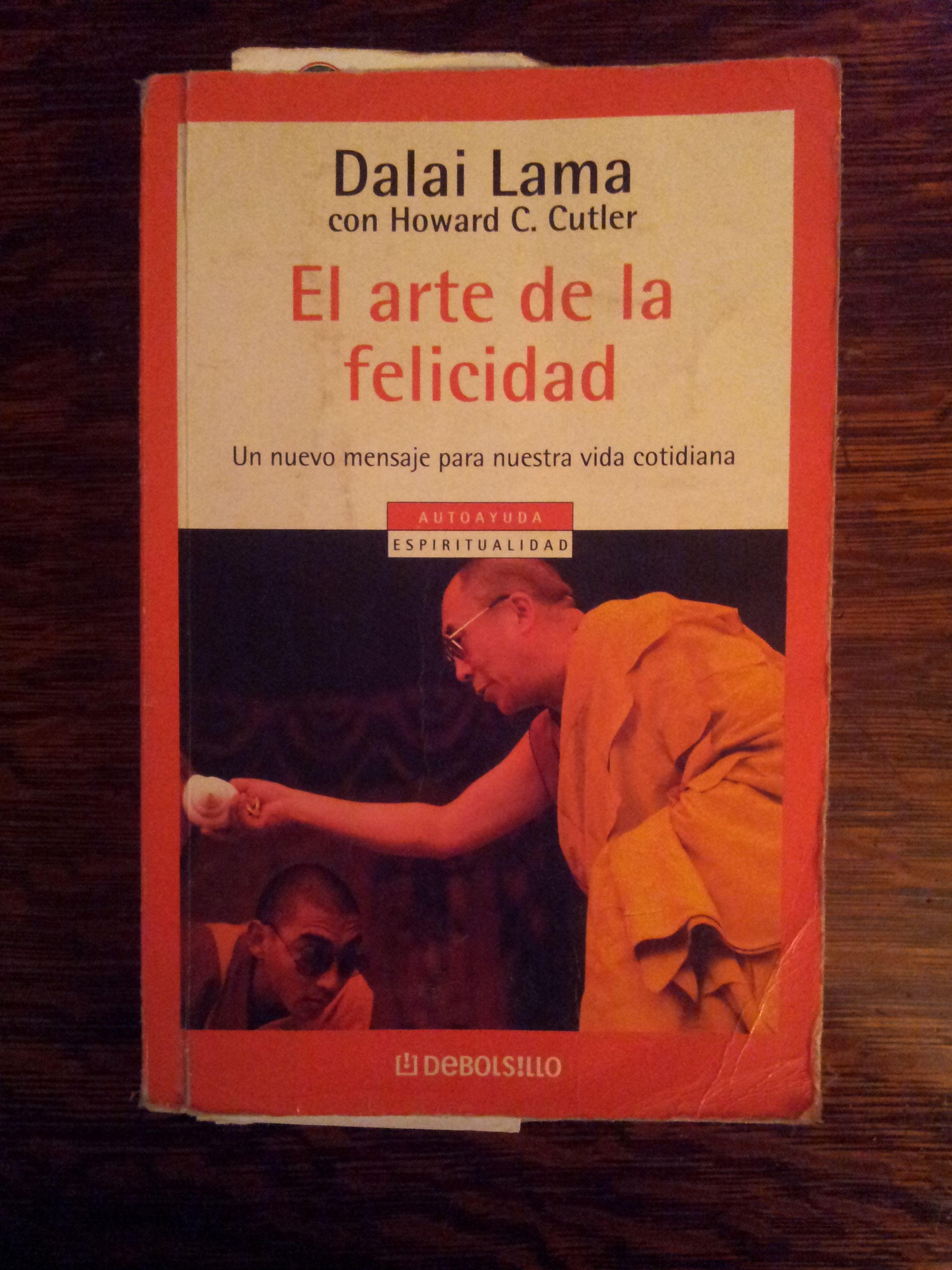 Dalai Lama El Arte De La Felicidad El Arte De La Felicidad Autoayuda Libros