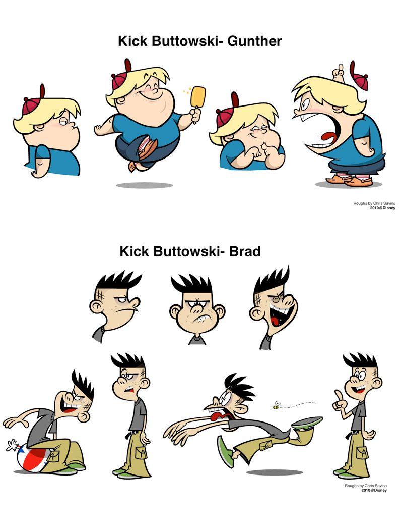 kickbuttowski martinhsy 2 jpg 800 1046 character designs