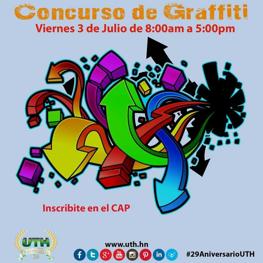 Saca el artista que llevas dentro #UTH #Honduras