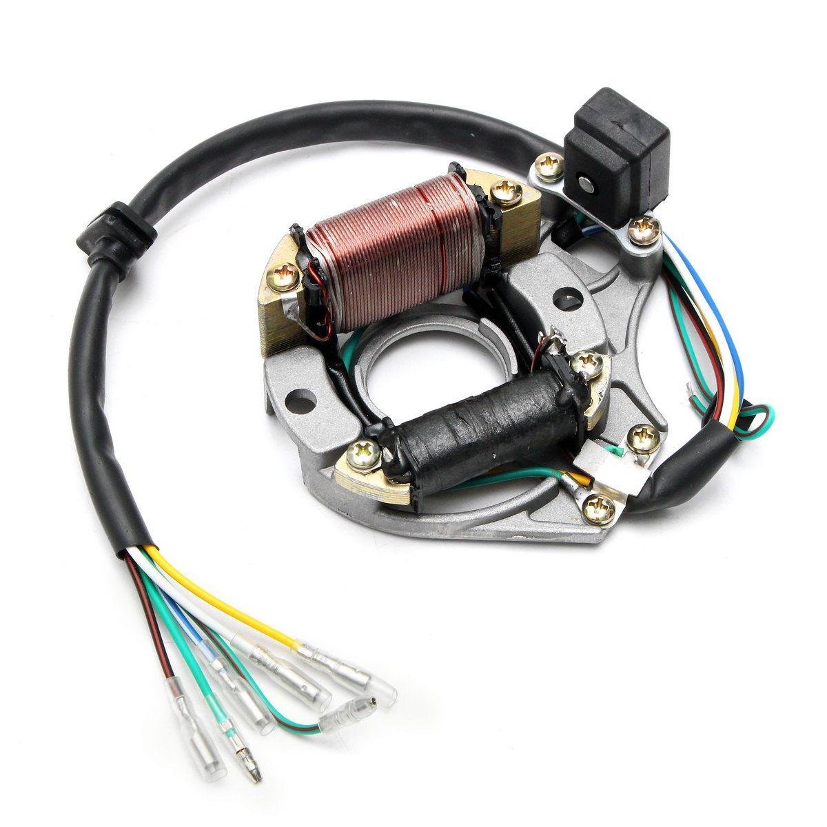 Us1299 Stator Magneto Generator Electric Start For Kazuma Meerkat 50cc Atv Starter Wiring Quad Bike 70cc 90cc
