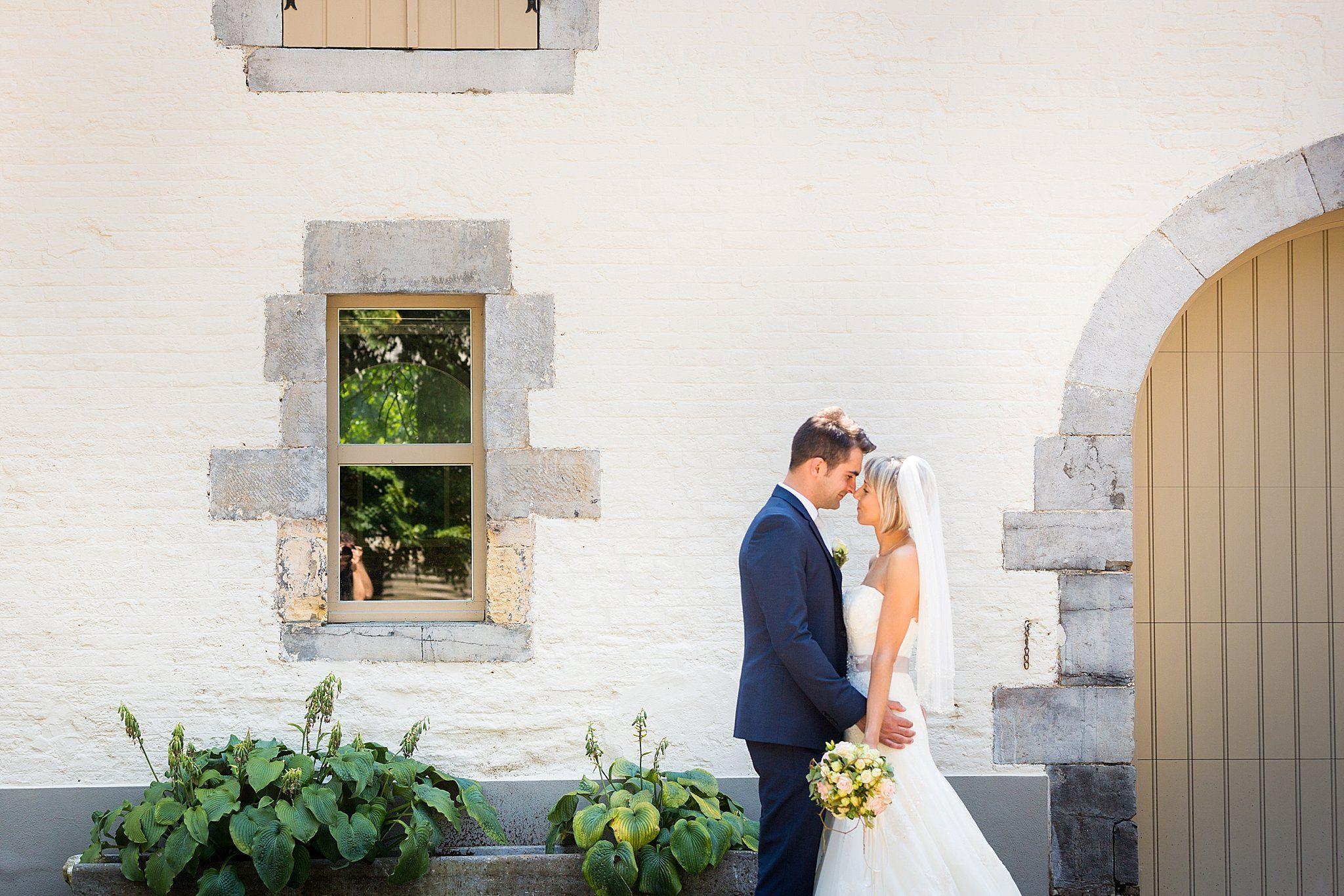 Huwelijk Ils & Gijs in Ter Dolen - Houthalen door huwelijksfotograaf Ronny Wertelaers