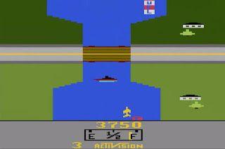 تحميل لعبة الطائرات القديمة river raid