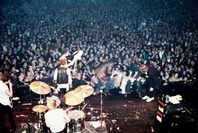 Sex pistols last concert in 1978