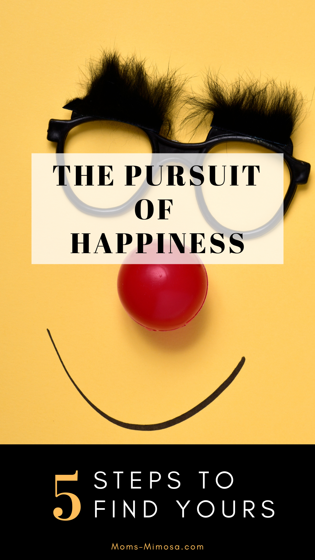 The Pursuit Of Happiness 5 Steps To Find Yours