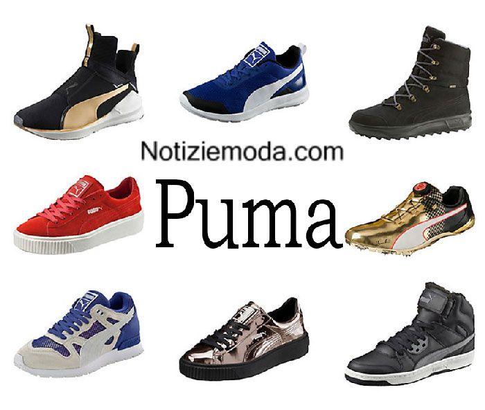puma boots uomo