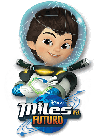 Miles From Tomorrowland Takes Kids Deep Into The Universe Exposing Them To The Wonders Of Outer Space Juegos De Disney Channel Miles Del Mañana Disney Channel
