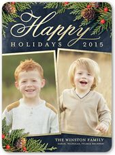 1 Photo Holiday Cards, Holiday Photo Cards & Holiday Greetings | Shutterfly