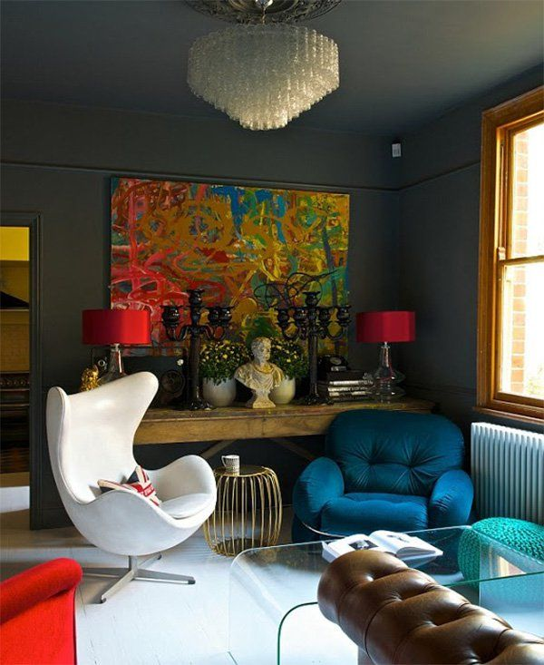 Top 5 Interior Design Tips For Large Living Space ~ For the Home