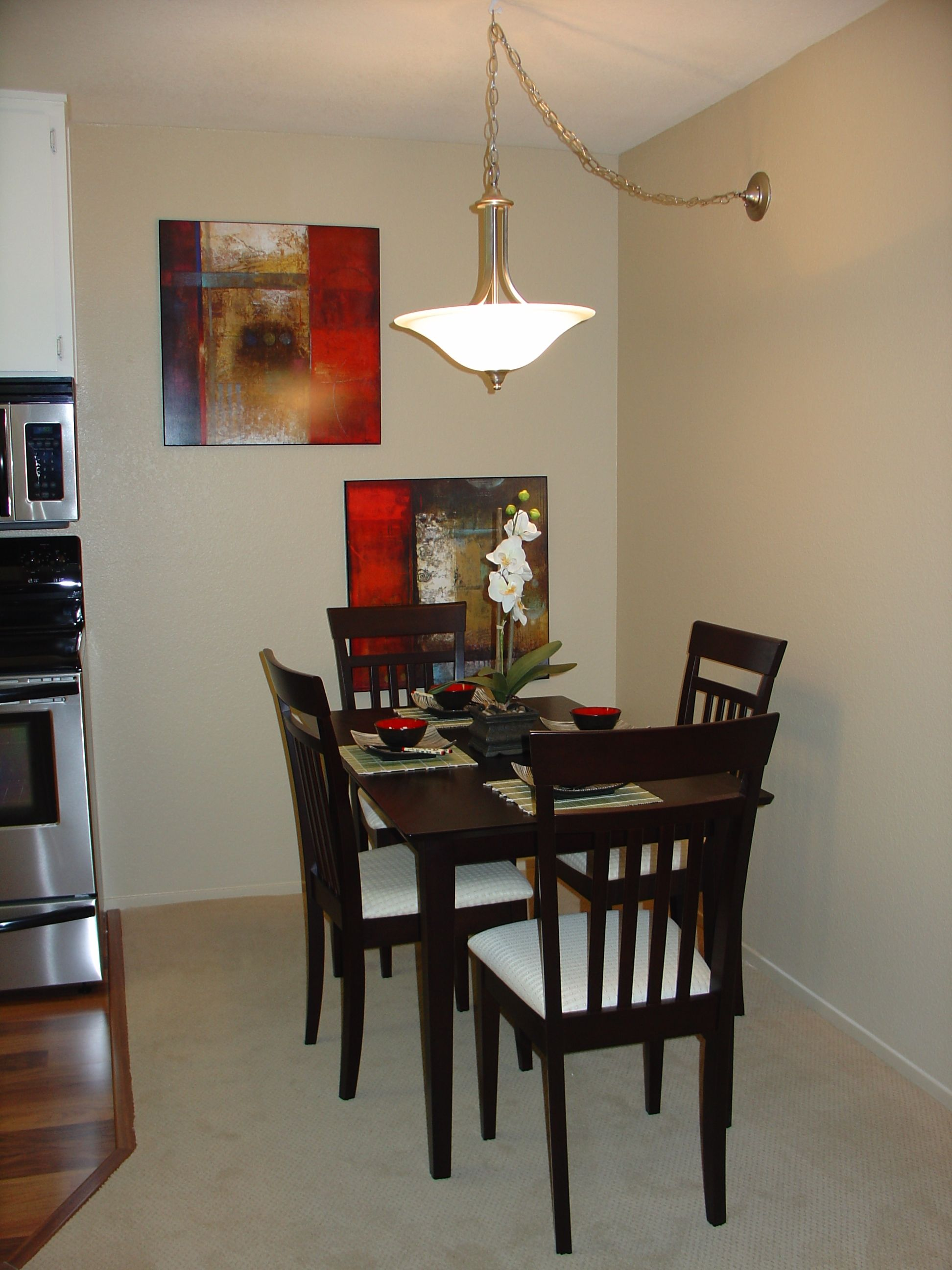 Small living room with dining table   Decor ideas   Pinterest ...