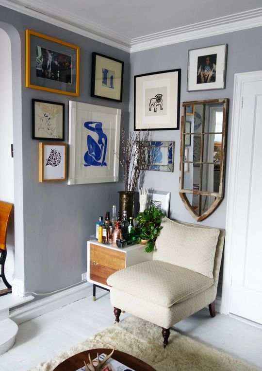 A New York Studio Full Of Nooks And Corners House Call Apartment Therapy