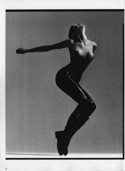 Richard Avedon - Stephanie Seymour