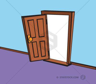 Pin On Open Doors